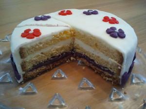 Torte, die 3.
