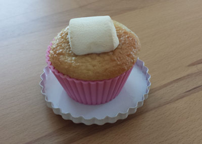 marshmallow-muffin